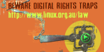 Janet Hawkin's Beware Digital Rights Traps image